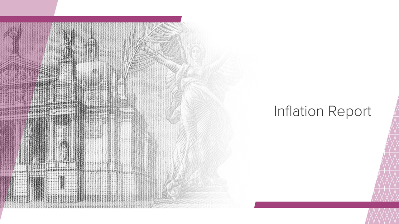 In 2021, the economy will almost completely make up for the losses from the coronavirus crisis, according to the NBU Inflation Report