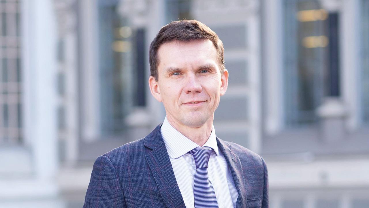 Департамент платіжних систем та інноваційного розвитку Національного банку очолив Олексій Шабан