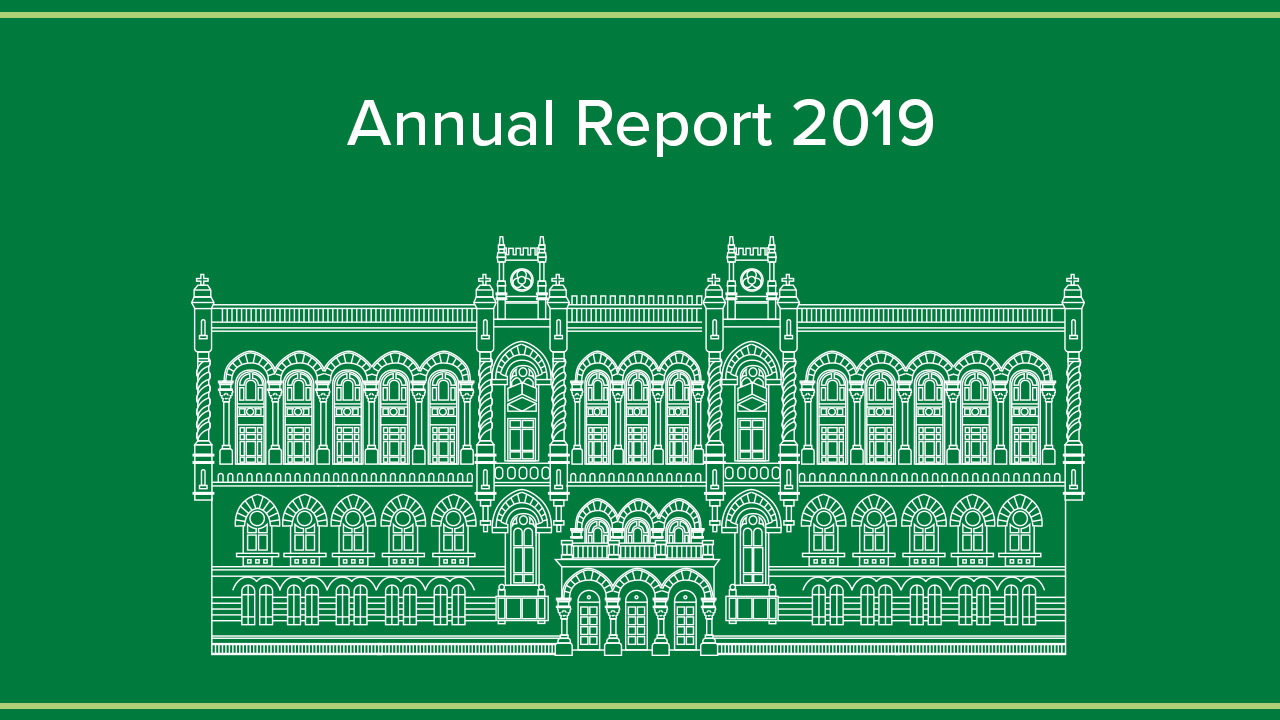 NBU Annual Report 2019: Ten Indicators of Changes in the Economy and Financial System of Ukraine